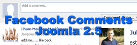 How to add Facebook Comments to Joomla 2.5 Articles